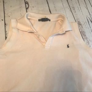 RL Sleeveless T-shirt